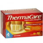 THERMACARE, pack 4 à Bordeaux