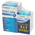 Acheter Forcapil Gélules croissance vitalité cheveux ongles B/180+60 à Bordeaux