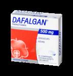 DAFALGAN 500 mg, comprimé effervescent sécable à Bordeaux