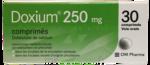 DOXIUM 250 mg, comprimé à Bordeaux