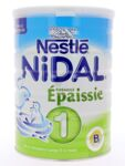 NIDAL LAIT 1 FORMULE EPAISSIE 800G à Bordeaux