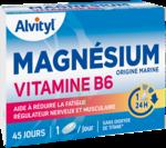 Acheter Govital Magnésium Vitamine B6 Comprimés B/45 à Bordeaux