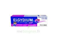 Elgydium Dentifrice Kids 2/6 Ans Grenadine Protection Caries Tube 50ml à Bordeaux