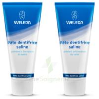 Weleda Duo Pâte Dentifrice Saline 150ml à Bordeaux