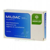Mildac 300 Mg, Comprimé Enrobé à Bordeaux
