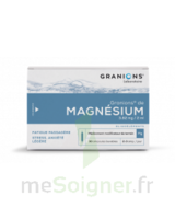 Granions De Magnesium 3,82 Mg/2 Ml S Buv 30amp/2ml à Bordeaux