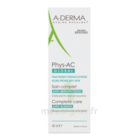 Aderma Phys'ac Global Soin Imperfection Sévères 40ml à Bordeaux
