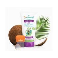 Puressentiel Anti-poux Shampooing Masque Traitant 2 En 1 Anti-poux Avec Peigne - 150 Ml à Bordeaux