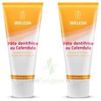 Weleda Duo Pâte Dentifrice Au Calendula 150ml à Bordeaux
