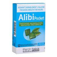 Pierre Fabre Oral Care Alibi Pocket 12 Pastilles à Bordeaux