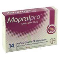 Mopralpro 20 Mg Cpr Gastro-rés Film/14 à Bordeaux