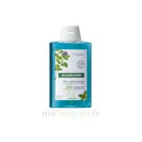Klorane Menthe Aquatique Bio Shampooing Détox Fraicheur 200ml à Bordeaux