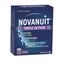 NOVANUIT Triple action Gélules B/30 à Bordeaux