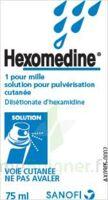 Hexomedine 1 Pour Mille, Solution Pour Pulvérisation Cutanée En Flacon Pressurisé à Bordeaux