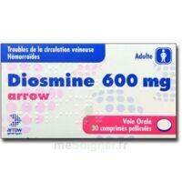 DIOSMINE ARROW 600 mg, comprimé pelliculé à Bordeaux