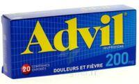 ADVIL 200 mg, 20 comprimés enrobés B/20 à Bordeaux