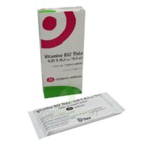 VITAMINE B12 THEA 0,05 POUR CENT (0,2 mg/0,4 ml), collyre en récipient unidose à Bordeaux
