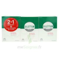 Silettum Nutrition Du Cheveu 60 X2 + 60 Offertes à Bordeaux