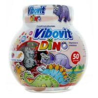 VIBOVIT DINO Gom à mâcher vitaminée fruits B/50 à Bordeaux
