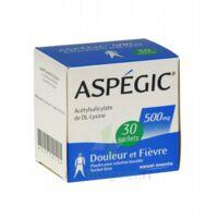 Aspegic 500 Mg, Poudre Pour Solution Buvable En Sachet-dose 30 à Bordeaux