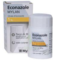 Econazole Mylan 1 % Pdr Appl Cut Fl/30g à Bordeaux