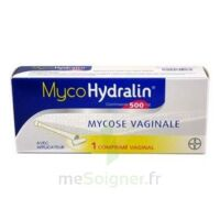 MYCOHYDRALIN 500 mg, comprimé vaginal à Bordeaux