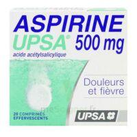 Aspirine Upsa 500 Mg, Comprimé Effervescent à Bordeaux