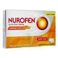 NUROFEN 200 mg, comprimé orodispersible à Bordeaux