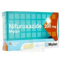 NIFUROXAZIDE MYLAN 200 mg, 12 gélules à Bordeaux
