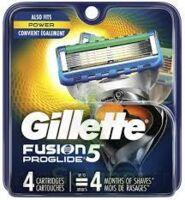 Gillette Fusion Proglide Lames à Bordeaux