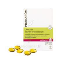 PRANAROM OLEOCAPS 5 Caps confort gynécologique & urinaire à Bordeaux