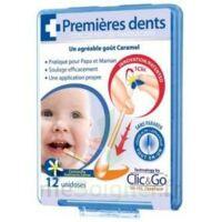 CLIC&GO Solution poussée dentaire bébé 12 Unidoses à Bordeaux