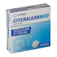 EFFERALGANMED 500 mg, comprimé effervescent sécable à Bordeaux