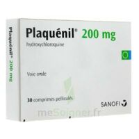 PLAQUENIL 200 mg, comprimé pelliculé à Bordeaux