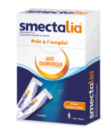 Smectalia 3 G Suspension Buvable En Sachet 12sach/10g à Bordeaux