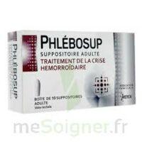 Phlebosup, Suppositoires à Bordeaux
