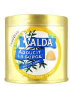 Valda Gommes à Mâcher Miel Citron B/50 à Bordeaux