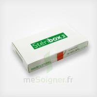 Stéribox Kit Prévention Et Hygiène Pour Les Toxicomanes Avec Seringues 100ui/ml à Bordeaux