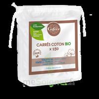 Gifrer Carré Coton Bio Sachet/150 à Bordeaux