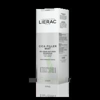 Liérac Cica-filler Mat Gel Crème Anti-rides Réparatrice T/40ml à Bordeaux