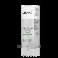 Liérac Cica-filler Crème Anti-rides Réparatrice T/40ml à Bordeaux
