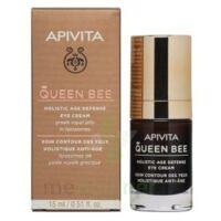 Apivita - Queen Bee Soin Contour Des Yeux Holistique Anti-âge 15ml à Bordeaux