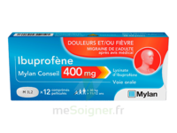 Ibuprofene Mylan Conseil 400mg, Comprimés Pelliculés à Bordeaux