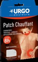 Patch Chauffant Decontractant Urgo X 2 à Bordeaux