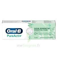 Oral B Pureactiv Dentifrice Soin Essentiel T/75ml à Bordeaux
