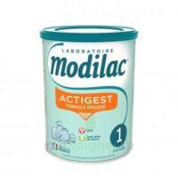 Modilac Actigest 1 Lait En Poudre B/800g à Bordeaux
