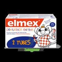 Elmex Duo Dentifrice Enfant, Tube 50 Ml X 2 à Bordeaux