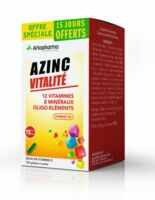 Azinc Forme Et Vitalite 120 + 30 (15 Jours Offerts) à Bordeaux