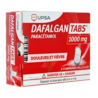Dafalgantabs 1 G Cpr Pell Plq/8 à Bordeaux