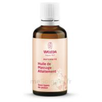Weleda Huile De Massage Allaitement 50ml à Bordeaux